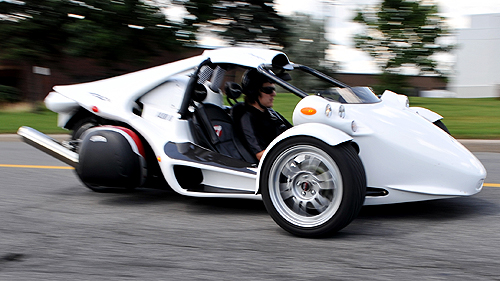 Third time's the charm for Campagna Motors and T-Rex! Video