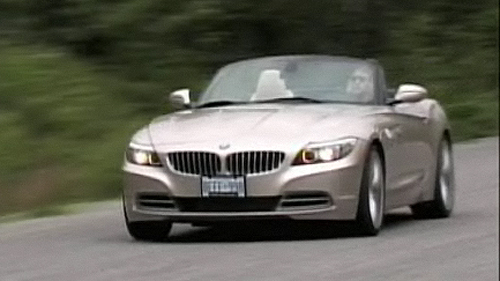 2009 BMW Z4 sDrive35i Video Review