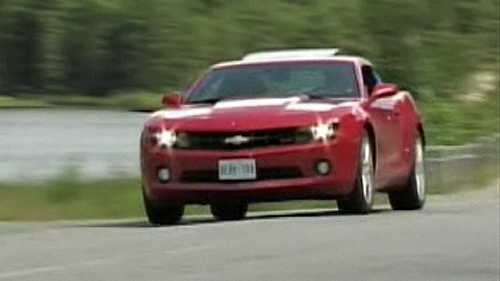 2010 Chevrolet Camaro RS Video Review