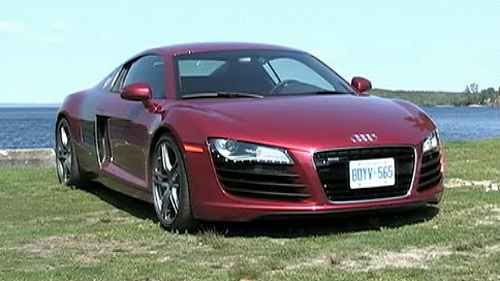 2010 Audi R8 4.2 Video Review  Video