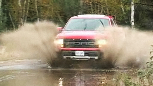2010 Ford F-150 SVT Raptor Video Review  Video