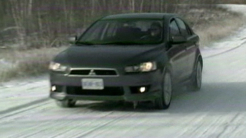 2010 Mitsubishi Lancer Sportback GTS Video Review