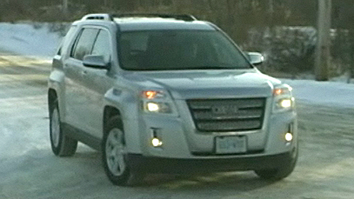 2010 GMC Terrain SLT Video