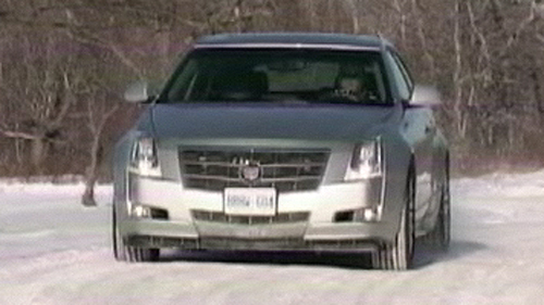 2010 Cadillac CTS4 Sport Wagon Video Review