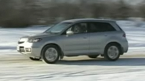 2010 Acura RDX Technology Video