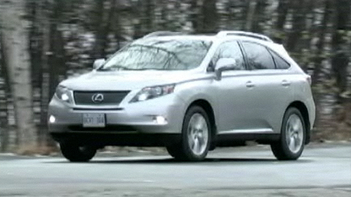 2010 Lexus RX 450h Video Review