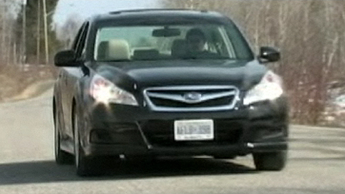 2010 Subaru Legacy 3.6R Limited Video