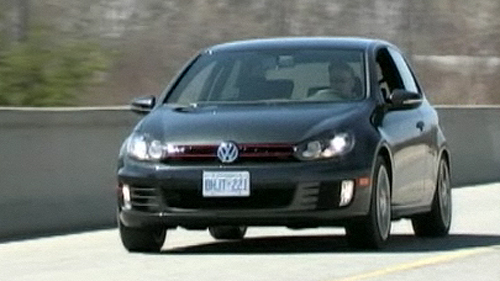 2010 Volkwagen Golf GTI Video Review