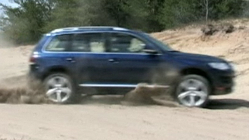 2010 Volkswagen Touareg TDI V6 Comfortline Video Review