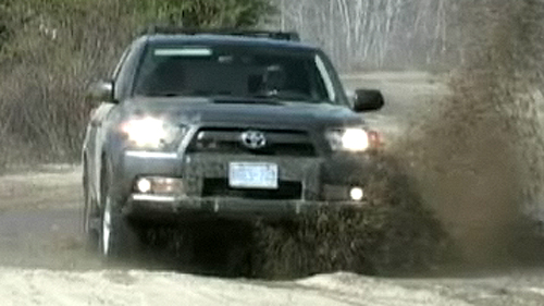 2010 Toyota 4Runner SR5 V6 Trail Edition Video