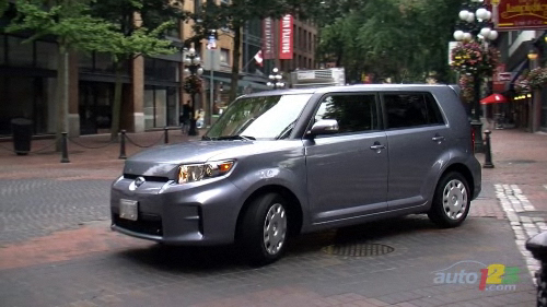 2011 Scion xB  First Impressions Video