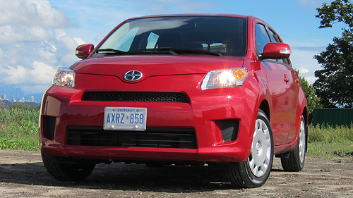 2011 Scion xD  First Impressions Video