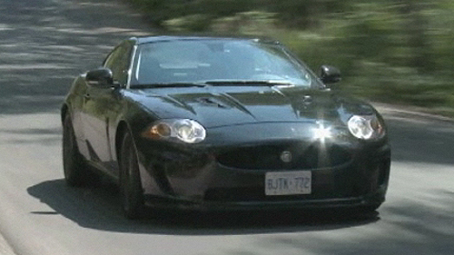 2010 Jaguar XKR Video Review