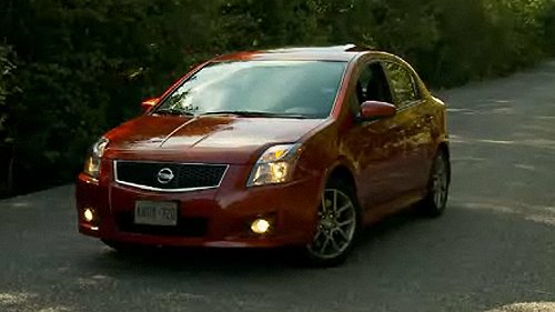 2010 Nissan Sentra 2.5 SE-R Spec V Video Review
