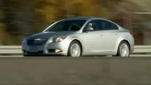 2011 Buick Regal CXL Video Review