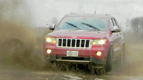 2011 Jeep Grand Cherokee Limited Video Review