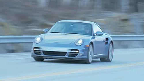2011 Porsche 911 Turbo S Video Review