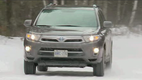 2011 Toyota Highlander 4WD Hybrid Video Review
