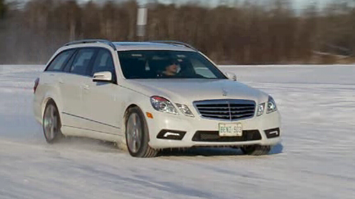 2011 Mercedes Benz E350 4Matic Wagon Video Review