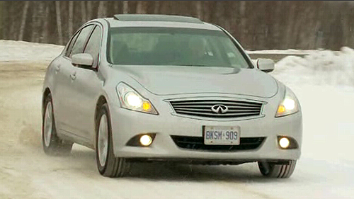 2011 Infiniti G25x Video Review
