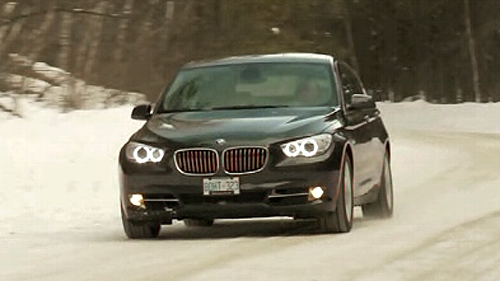 2011 BMW 535i Gran Turismo xDrive Video Review