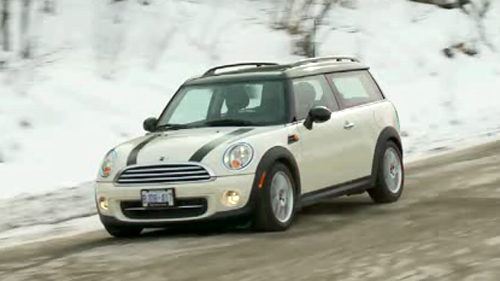 2011 Mini Cooper Clubman Video Review