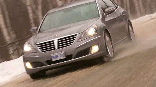 2011 Hyundai Equus Video Review