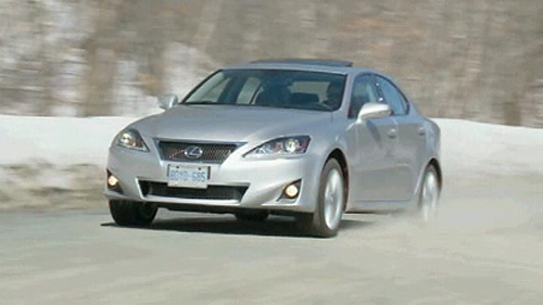 2011 Lexus IS 350 AWD Video Review