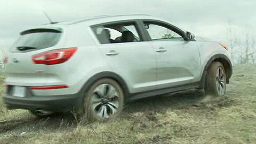 2011 Kia Sportage SX Video Review