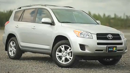 2011 Toyota RAV4 4WD Video Review