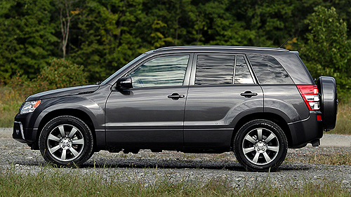 2011 Suzuki Grand Vitara JLX-L Video Review