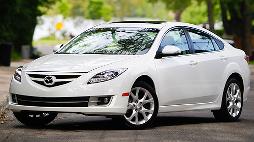 2011 Mazda6 GT-V6 Video Review