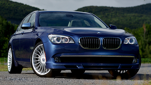 2011 BMW ALPINA B7 Video Review