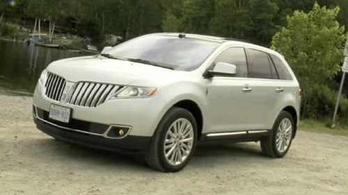 2011 Lincoln MKX AWD Video Review