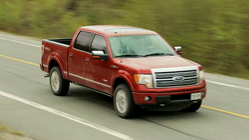 2011 Ford F-150 Platinum SuperCrew 4x4 EcoBoost Video Review