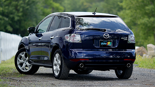 2011 Mazda CX-7 GT AWD Video Review