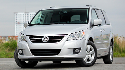 2011 Volkswagen Routan Highline Video Review