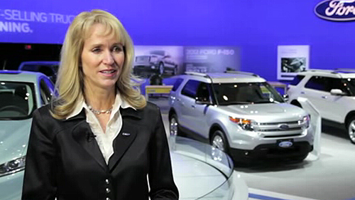 Interview with Dianne Craig, Ford of Canada's new President and CEO Video