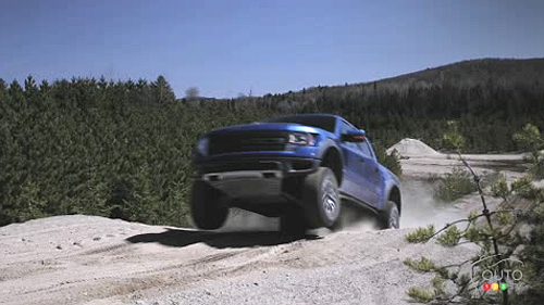 2012 Ford F-150 SVT Raptor: feature Video