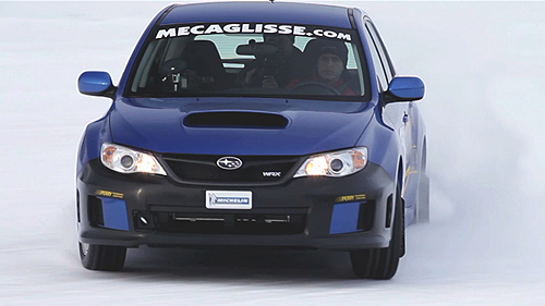 2013 Subaru Legacy at Mecaglisse Video