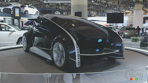Toronto Auto Show: Latest concepts Video
