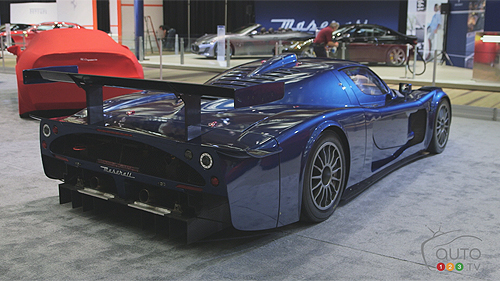 Toronto Auto Show: Ecstatic about the exotic Video