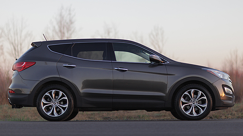 2013 Hyundai Santa Fe Sport SE Long Term test (update) Video