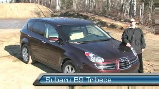 2006 Subaru B9 Tribeca (Video Clip) Video