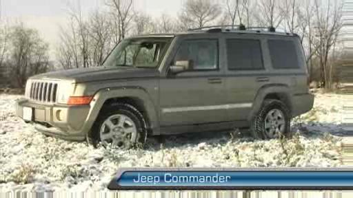 2006 Jeep Commander (Video Clip) Video