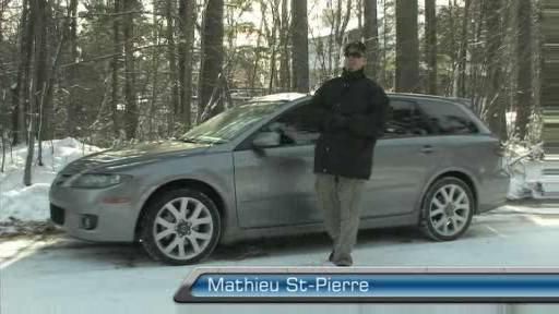 2006 Mazda 6 Sport Wagon (Video Clip) Video