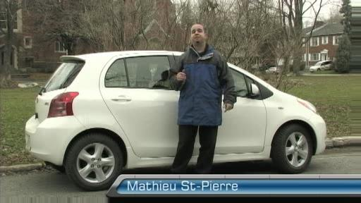 2006 Toyota Yaris Road Test (Video Clip) Video