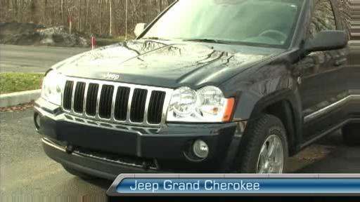 2006 Jeep Grand Cherokee Limited (Video Clip) Video