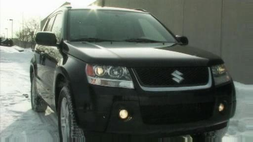 2006 Suzuki Grand Vitara Road Test (Video Clip) Video