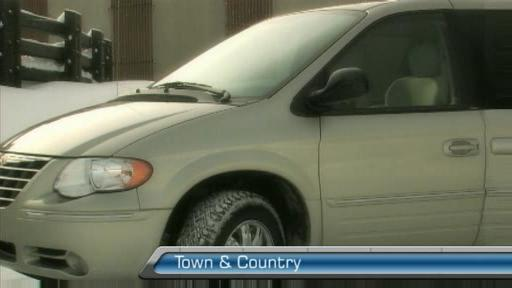 2006 Chrysler Town & Country Limited (Video Clip) Video